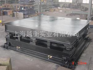 SCS 緩沖電子地磅,5噸緩沖電子秤-3噸緩沖秤-10噸三層緩沖秤