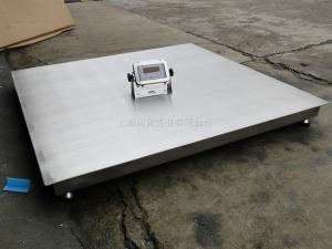 SCS 双层可移动地磅-双层电子磅-双层埋地下地磅-2吨双层地磅