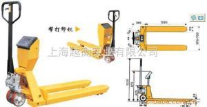 SCS 上海2吨地牛秤,杭州2吨液压叉车电子磅,2吨不锈钢叉车秤厂家