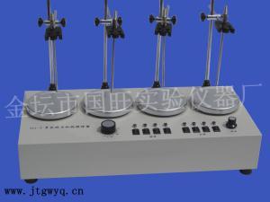 HJ-4 多头磁力加热搅拌器