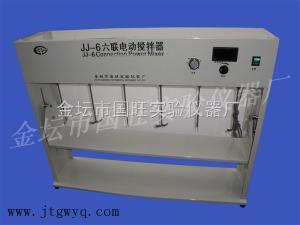 JJ-6 JJ-6六联同步电动搅拌器