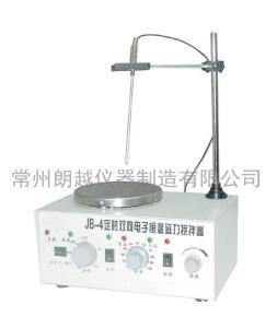 JB-4 定時雙向恒溫磁力攪拌器