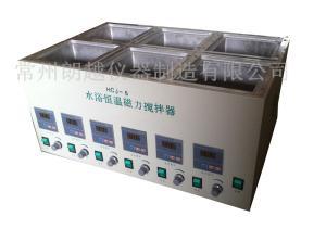 HCJ-6 水浴磁力攪拌器