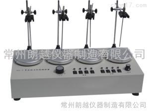 HJ-4A 數顯恒溫多頭磁力攪拌器