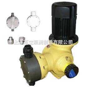 GB GB隔膜式计量泵