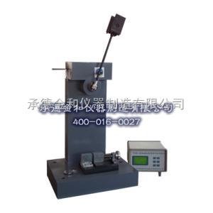 XJUD-5.5 橡膠塑料试验机设备-悬臂梁冲击试验机