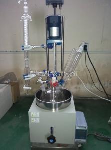 DFS -1L,2L,3L 1L,2L,3L单层玻璃反应釜 多功能反应釜 实验型反应釜
