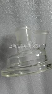 150mm/34*29 玻璃二口反应瓶反应器盖