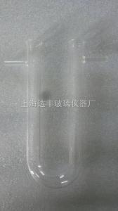 达丰 玻璃仪器 U型具支具塞干燥管(标口) 20*200 实验室仪器