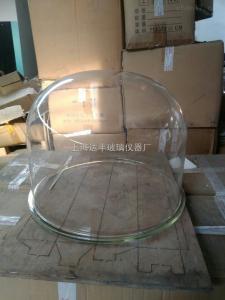 外径500*高400 厂家定制真空玻璃罩