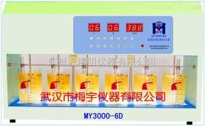 MY3000-6D数显电动搅拌器 水质检测仪器