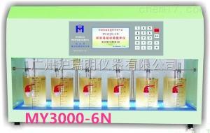 MY3000-6N混凝试验搅拌器、混凝、沉淀试验搅拌机
