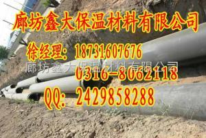 上海销售优质预制保温发泡管厂家报价,PE保温管近期行情