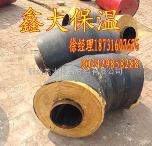 国标直埋式镀锌预制保温管制作工艺分析