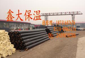 宁夏暖气保温管道防腐效果使用寿命,热力管道保温安全稳定性