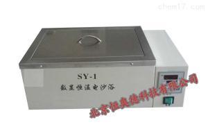 JXT-SY-2 数显恒温电沙浴  厂家直销
