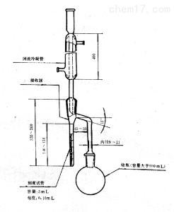 HA101 甲苯法水分测定装置