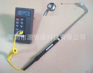 TES-1310+NR81533A 臺灣泰仕溫度計配90度彎頭表面熱電偶