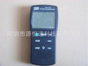 臺灣泰仕雙通道溫度計TES-1312A