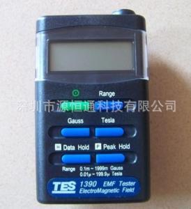 台湾泰仕TES-1390电磁场强度测试仪