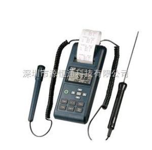 台湾泰仕TES-1362列表式温湿度计