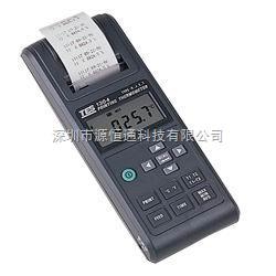 臺灣泰仕列表式溫度計TES-1304