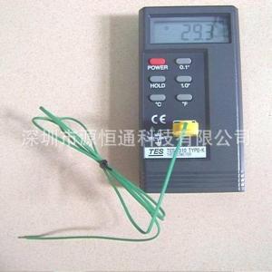 TES-1310+TP-K01 臺灣泰仕溫度計標配熱電偶線