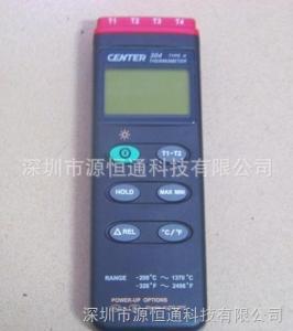 CENTER304 臺灣群特CENTER-304四通道溫度計