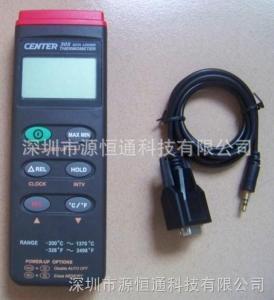 CENTER305 臺灣群特CENTER-305記憶式溫度計