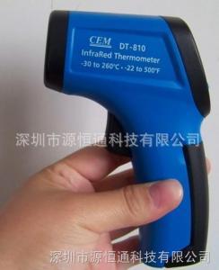 DT-810 香港CEM红外线测温仪