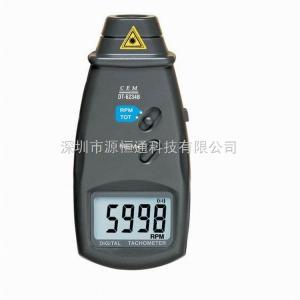 CEM华盛昌DT-6236B接触与非接触两用转速表