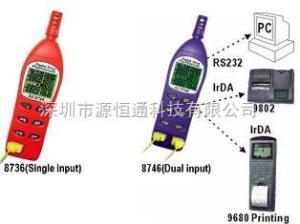 台湾衡欣AZ-8746温湿度露点湿球温湿度计