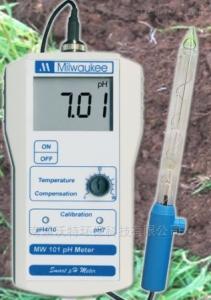 意大利Milwaukee米沃奇MW101便携式土壤PH计