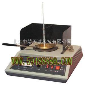 FCJH-1018 石油产品闪点与燃点测定仪(克利夫兰开口杯法)型号:FCJH-1018