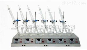 ZNHW-D 六联智能恒温电热套