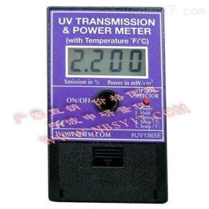 EDTM UV1365 美国紫外光透过率及功率计