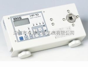 日本好握速HIOS HP-10电批扭力测量仪