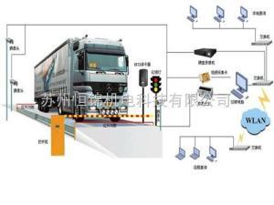 汽車衡無人值守系統,自動化汽車衡稱量系統