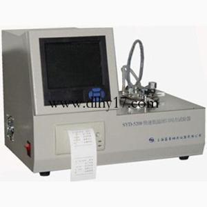 CH-5208 快速低温闭口闪点试验器