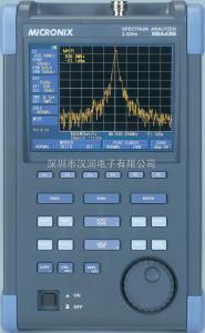 MSA458 MICRONIX MSA458 50KHz~8.5GHz手持频谱分析仪 销售,租赁,回收