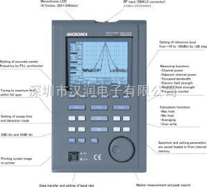 MSA358 50KHz~8.5GHz手持式頻譜分析儀 MSA358 銷售,租賃,回收