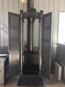 排气管道压力试验机300KN适用标准