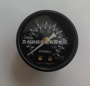 台湾POSU压力表K40104 K40204 GK27510
