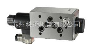 叠加型电磁流量控制阀MF-SOR-02-A1 MF-SOR-02-A2 MF-SOR-02-D2
