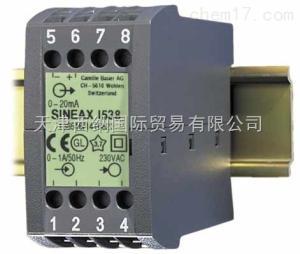 TI 816 西納供應德國SINEAX溫度變送器TI 816