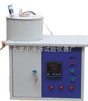 SYD-0621A型沥青标准粘度计。