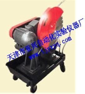 供应高精度混凝土切片机 型号HQP-100混凝土切片机