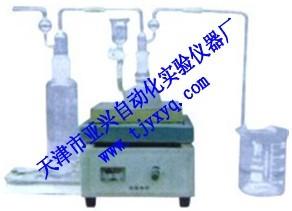 成都DL-01A型水泥定硫儀廠家價格 定硫儀銷售價格