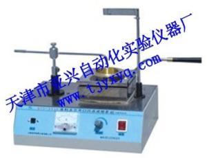 SYD-3536瀝青克利夫蘭閃點與燃點測定儀價格廠家