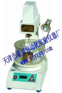 SZR-3電腦數控瀝青針入度測定儀使用方法操作說明